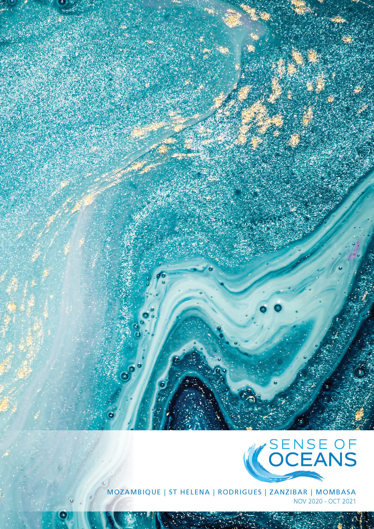 Sense of Oceans Brochure